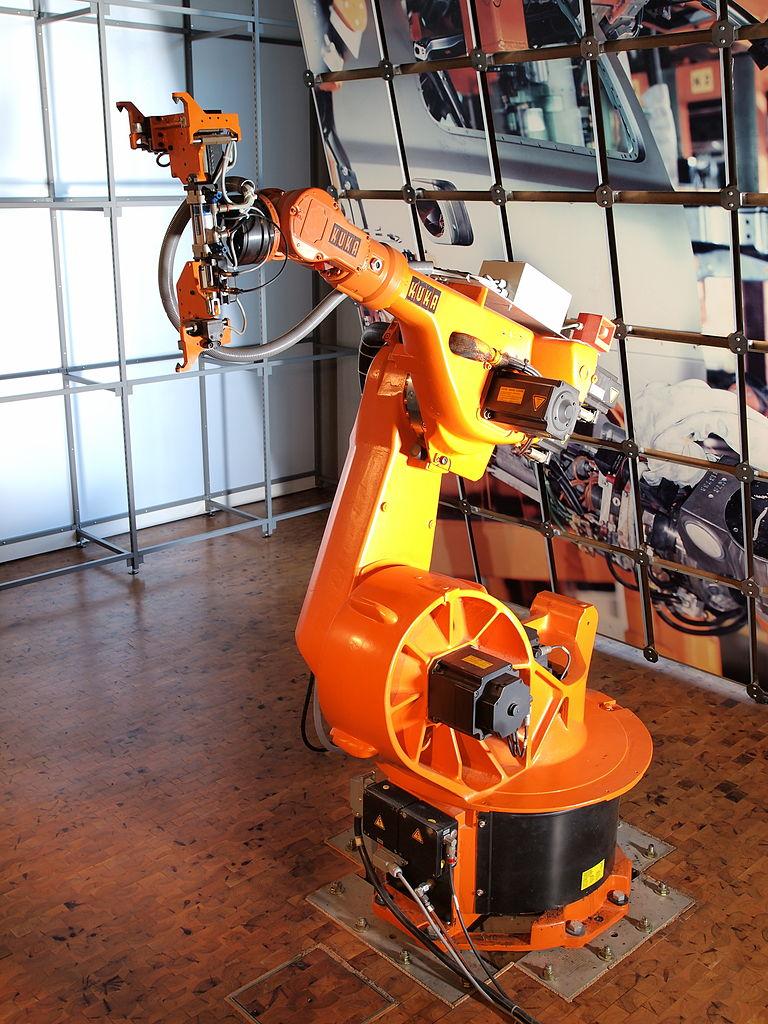 Roboter Inbetriebnahme
